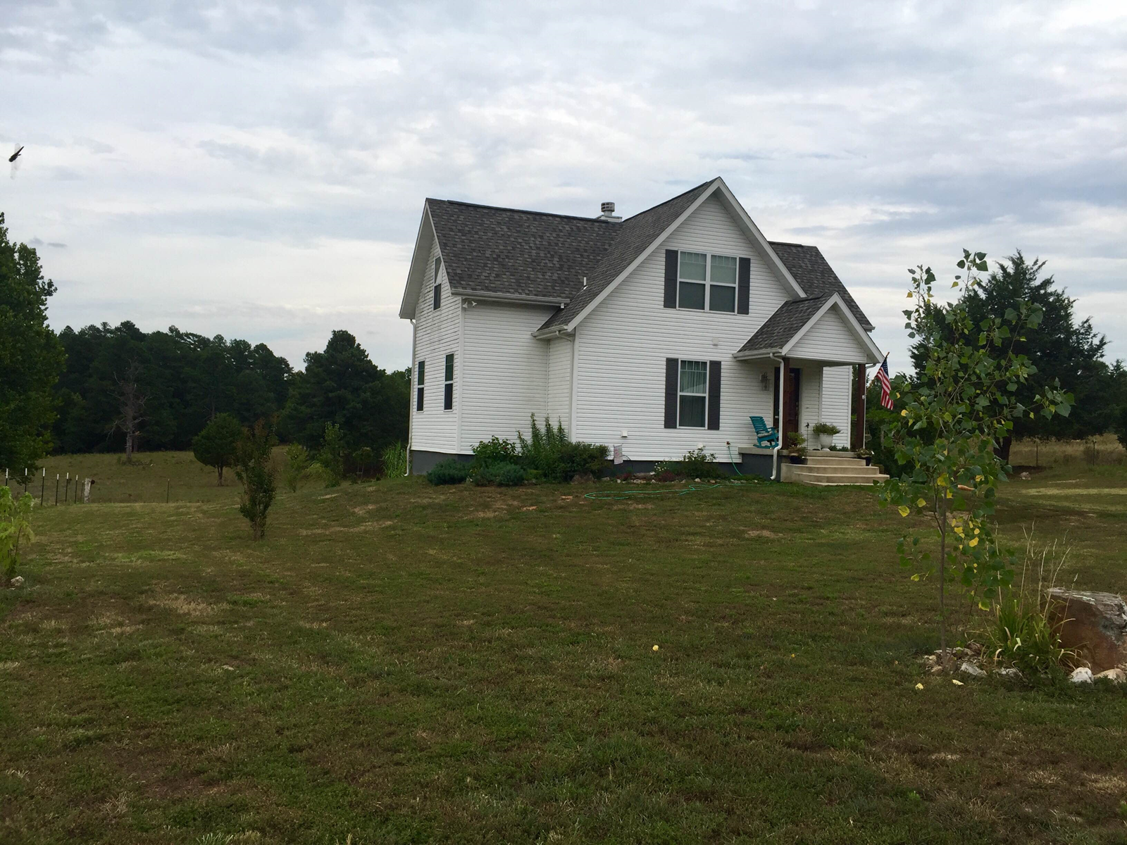 Ozark Country Home and Hobby Farm for sale near Salem, AR