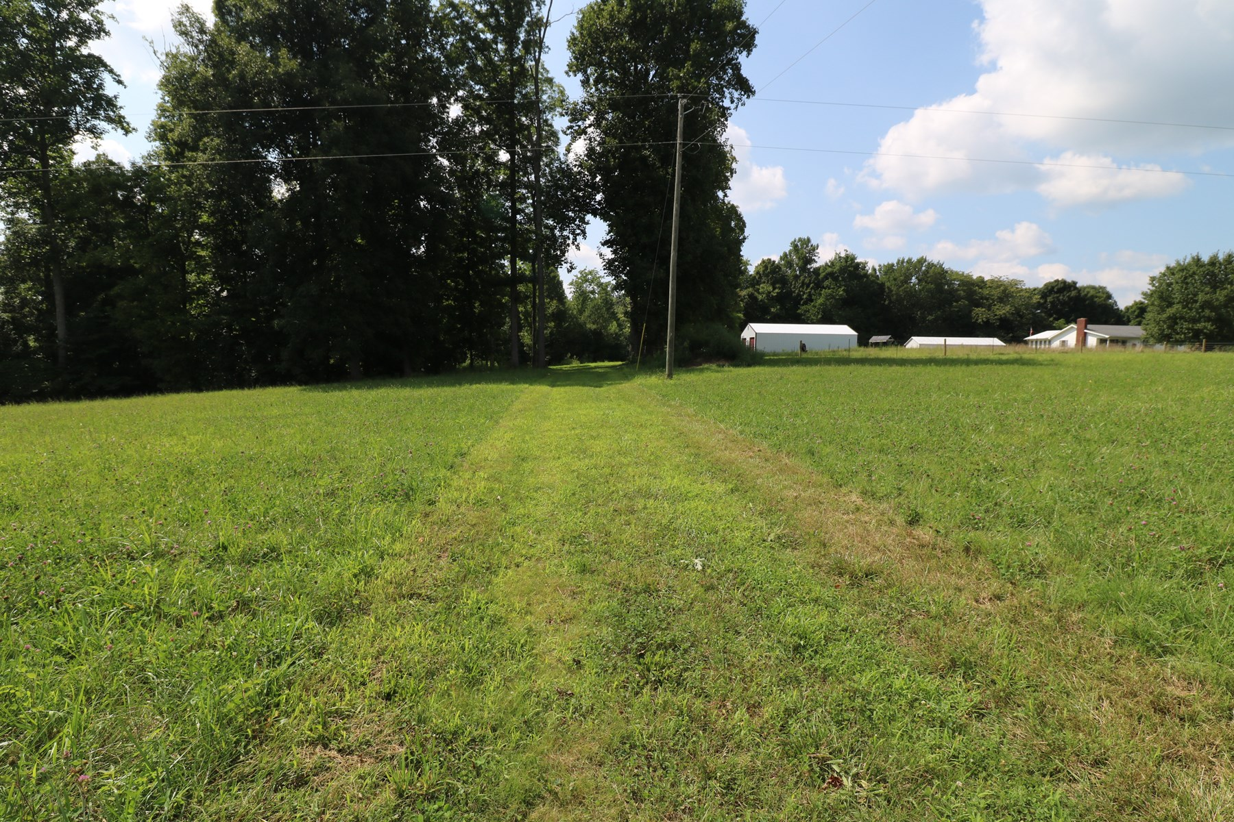 Home building lots or investment property Liberty KY