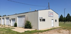 COMMERCIAL STORAGE PROPERTY FOR SALE IN GREENSBURG, KS
