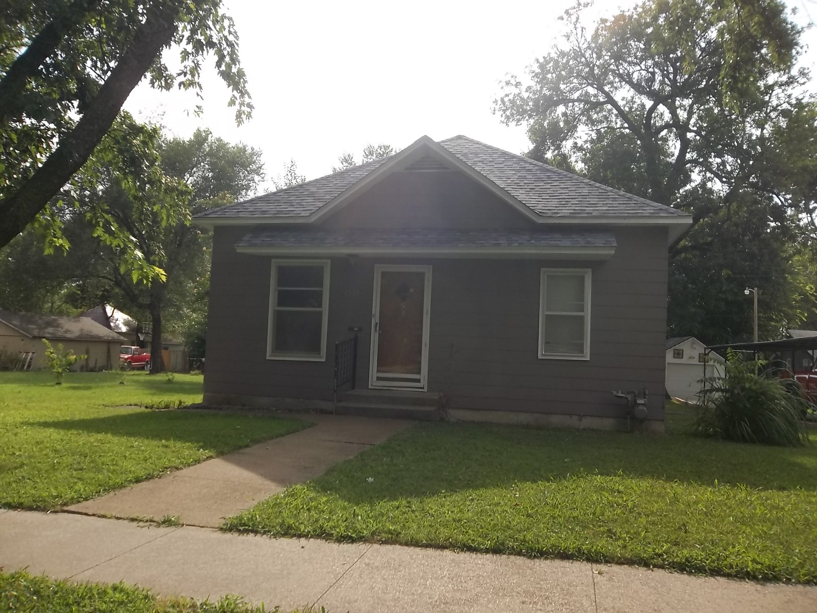 Home for sale in Chanute Kansas