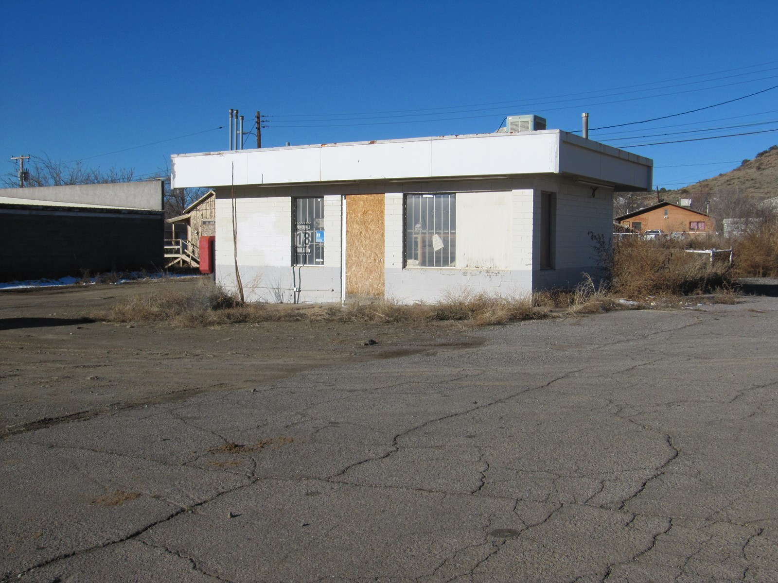 GREAT COMMERCIAL CORNER LOT FOR SALE BAYARD NM