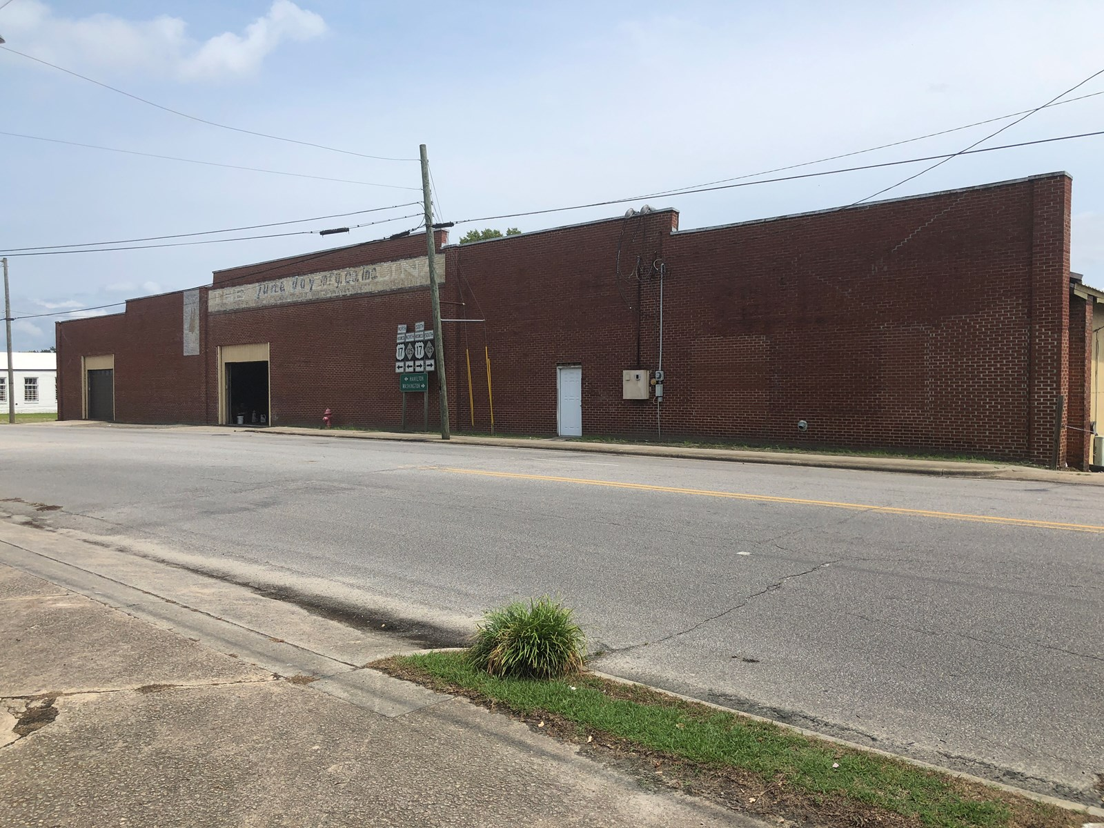 Commercial Building For Sale Williamston, NC Warehouse Space