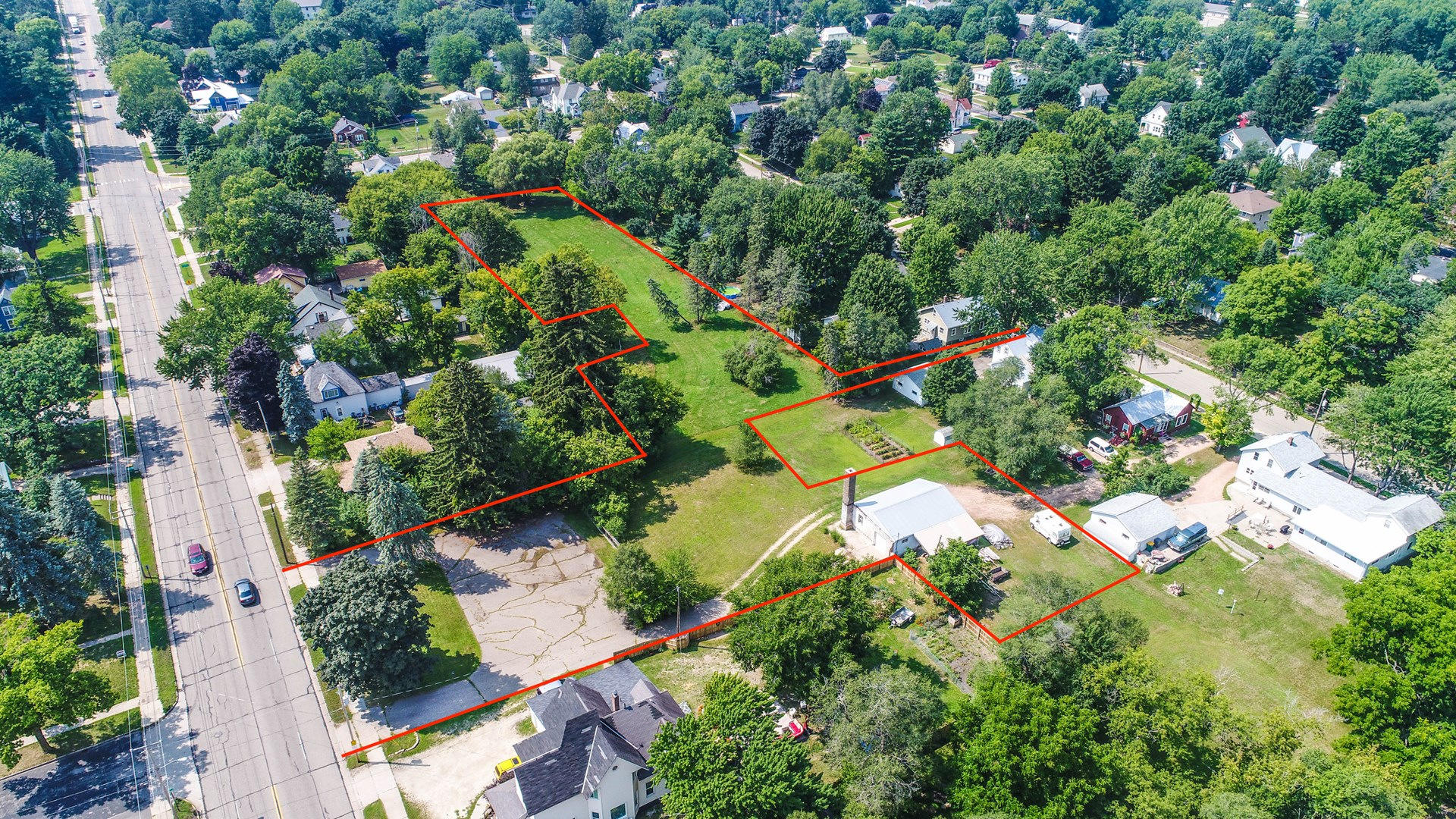 Commercial Vacant Land for sale in Waupaca, WI