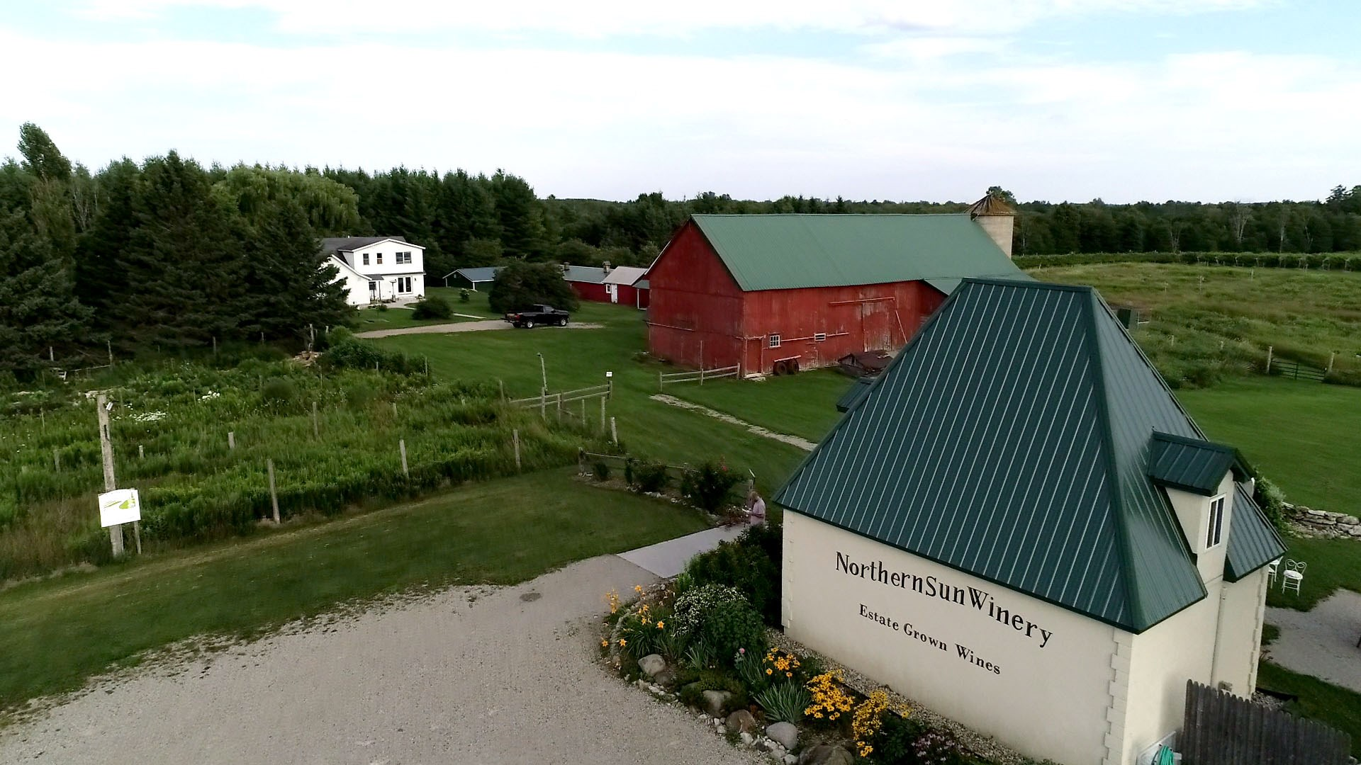 Northern Sun Winery - Michigan's Upper Peninsula Vineyard