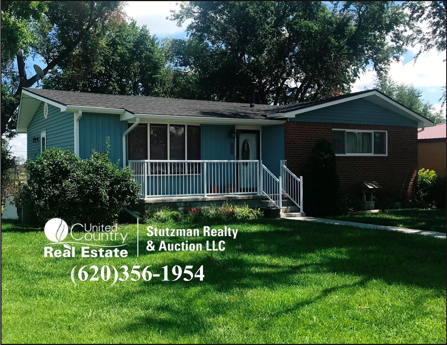 WELL MAINTAINED HOME FOR SALE IN ULYSSES, KANSAS