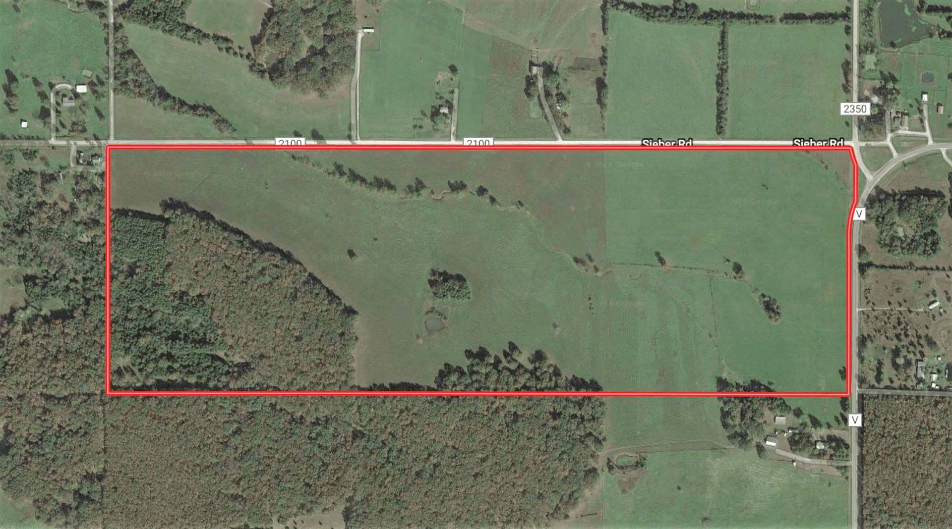 FOR SALE FARM LAND - PASTURE LAND FOR SALE IN PHELPS CTY MO
