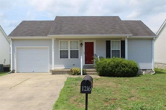 Nice 2 bedroom 1 bath home in Bowling Green Ky. for Sale