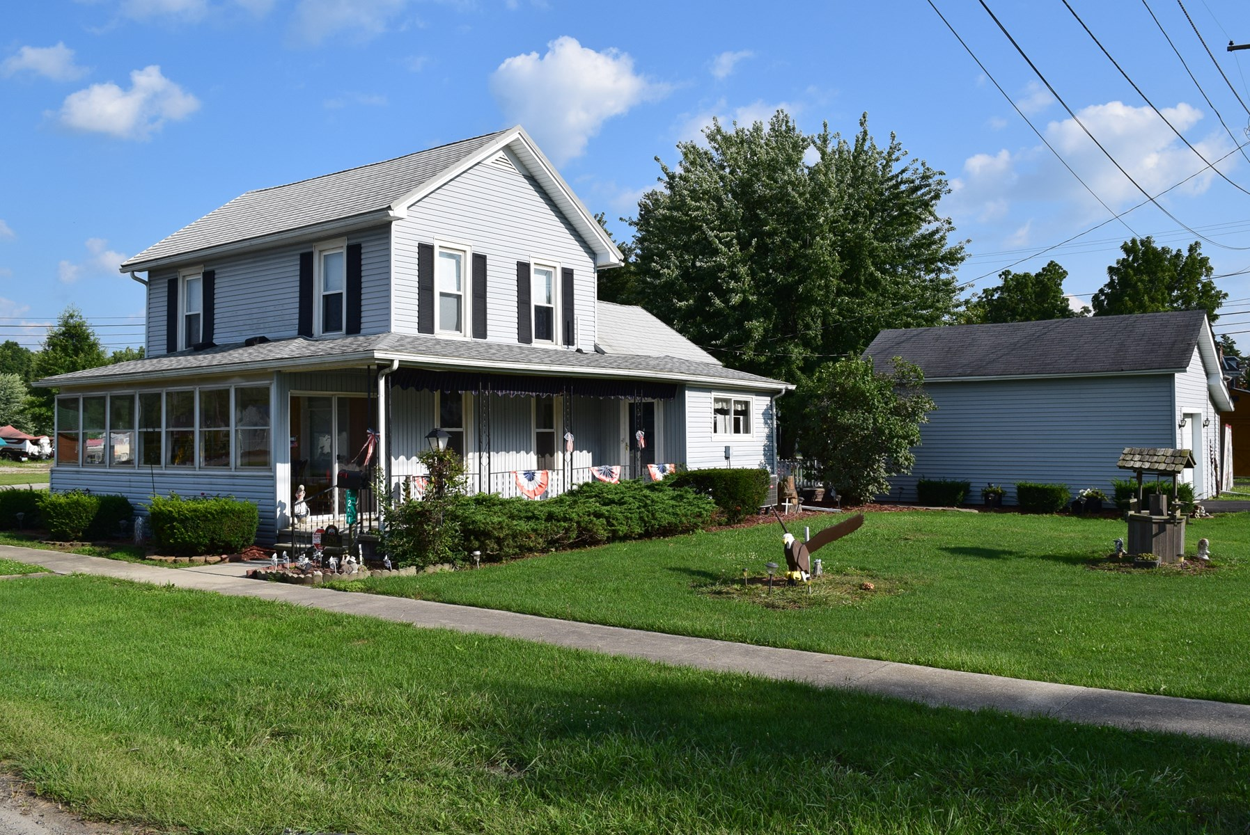 7291 Wyandot St., Harpster, Ohio 3 Bedroom Home