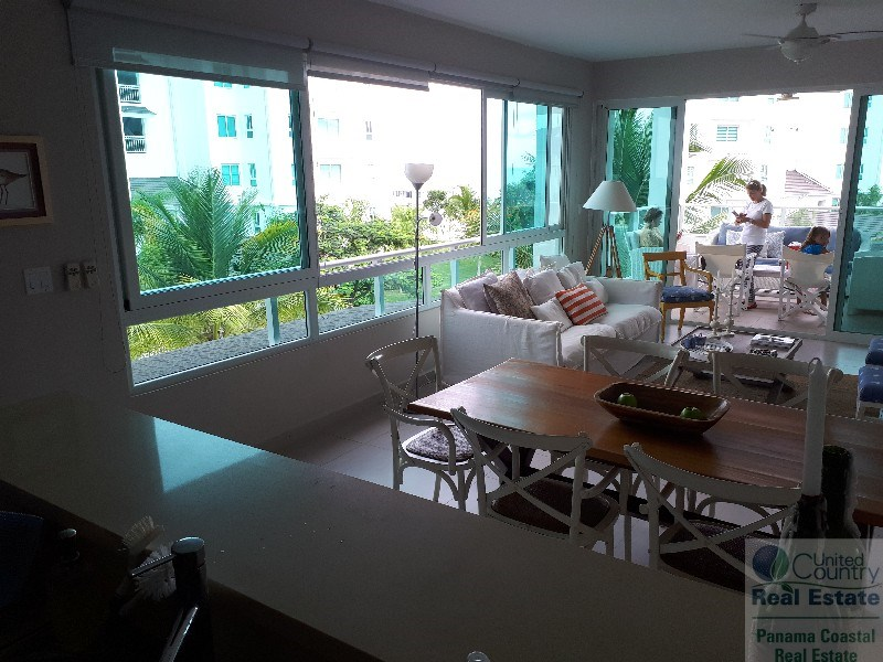 2 bd 2 bath rental Bijao in Panama