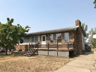 Charming home for sale in family neighborhood, Glendive MT