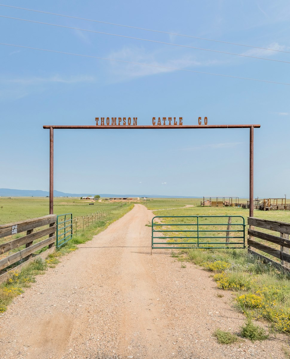 NM Equine & Cattle Ranch 296 Ac For Sale near Mountainair