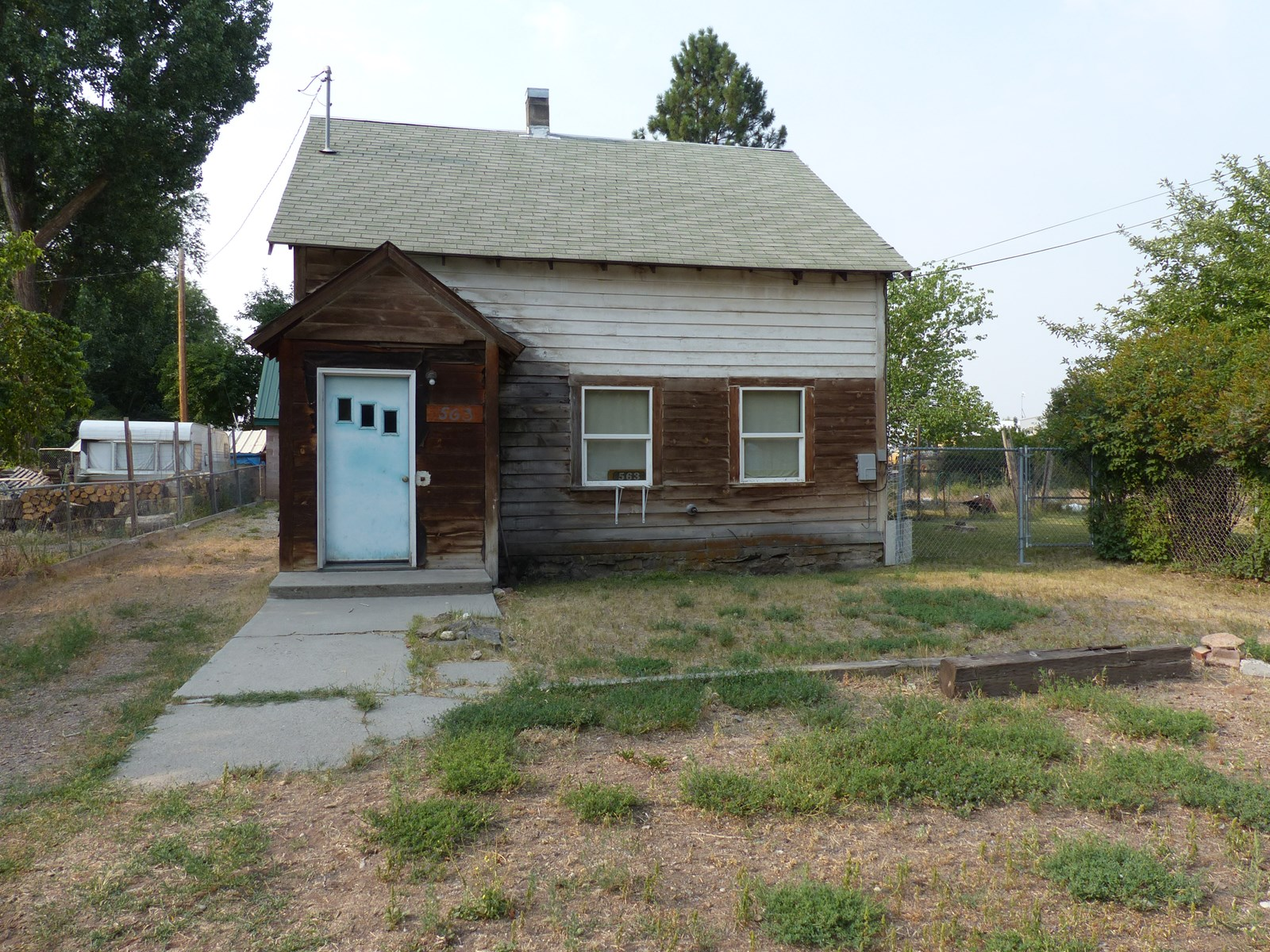 OLDER 2 STORY HOME FOR SALE IN BURNS