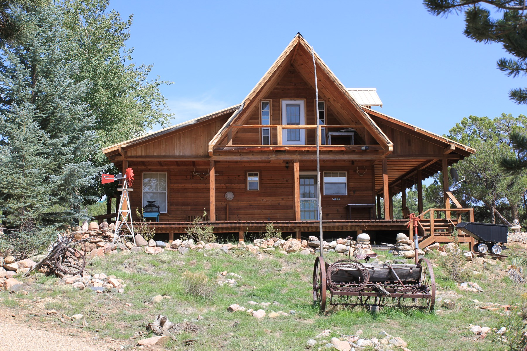 Cabin in Westcliffe Colorado