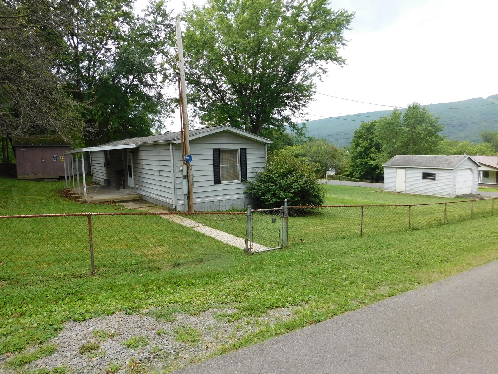 WV Mobile Home for Sale