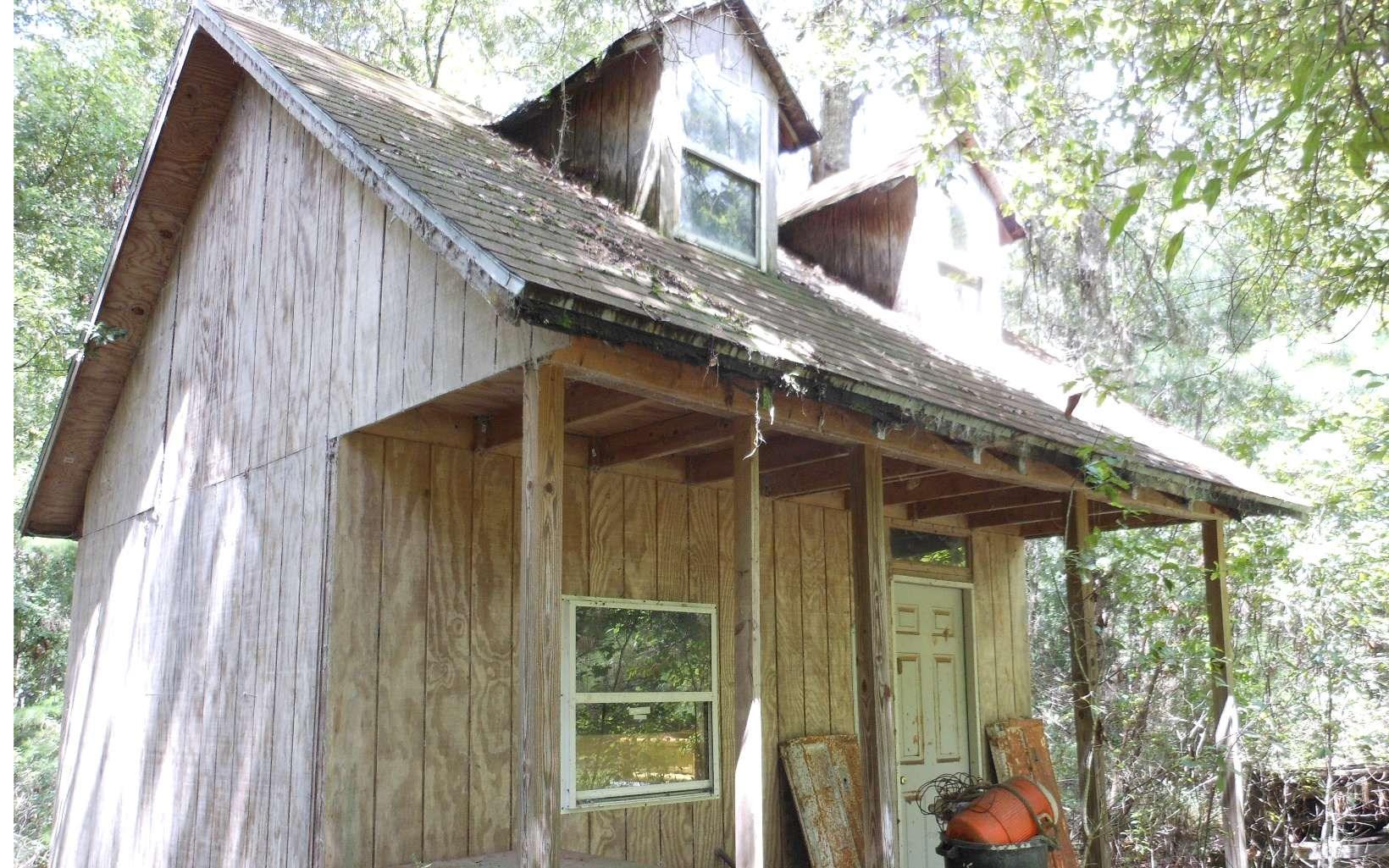 2 Wooded Lots For Sale in Suwannee County, FL