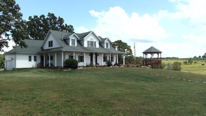 Hartville Missouri Farm for Sale