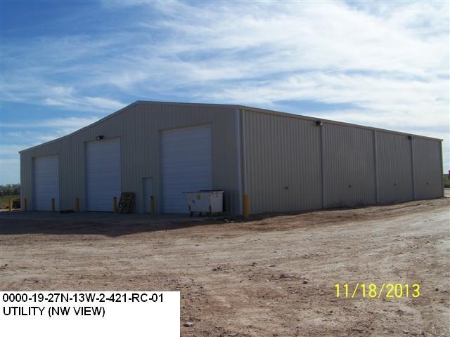 Former Trucking Yard For Sale in Alva, OK