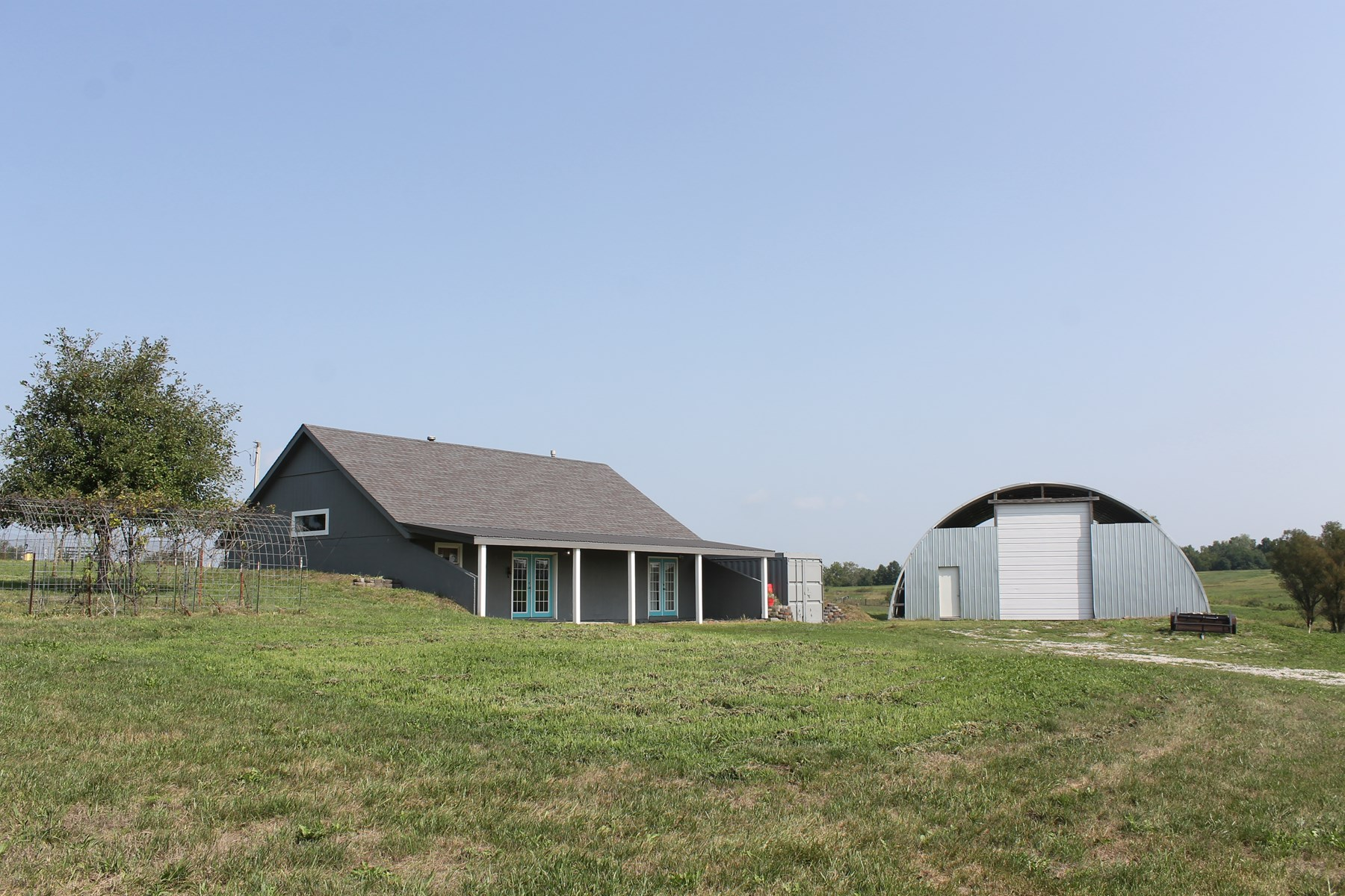 NEW PRICE! 85.5 HISTORIC CALDWELL COUNTY MO ACREAGE FOR SALE