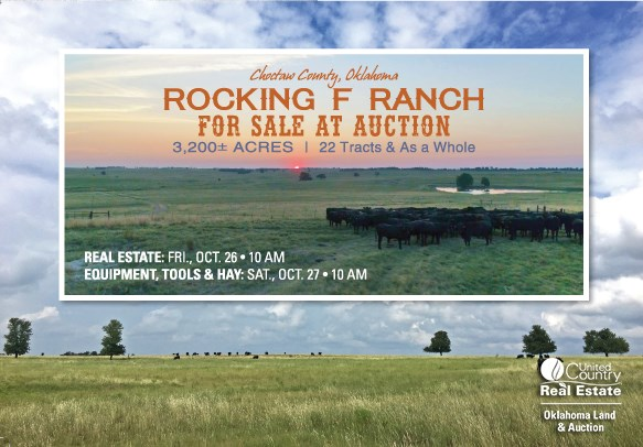 Oklahoma Ranch for Sale | Southeastern OK | Auction