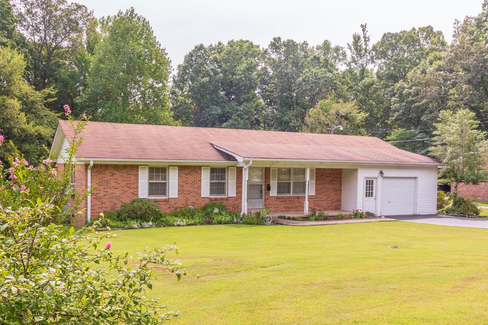 Ranch Style, Nice Brick Home for Sale, Selmer TN