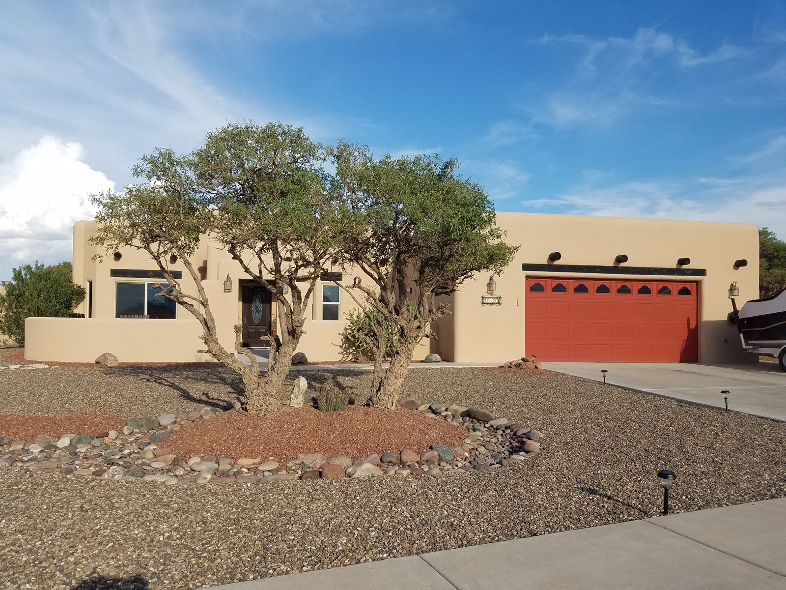 Southwest Style Home in Deming NM