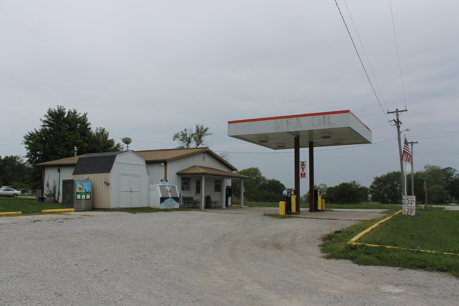 C-STORE FOR SALE IN KIDDER MO