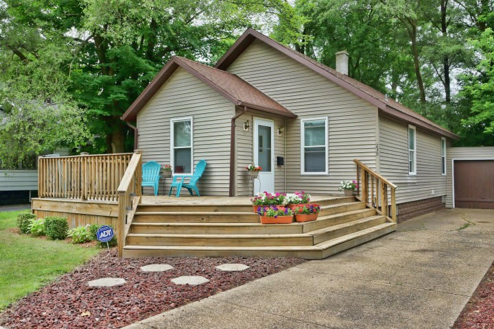 Totally updated home is ready for you to move in