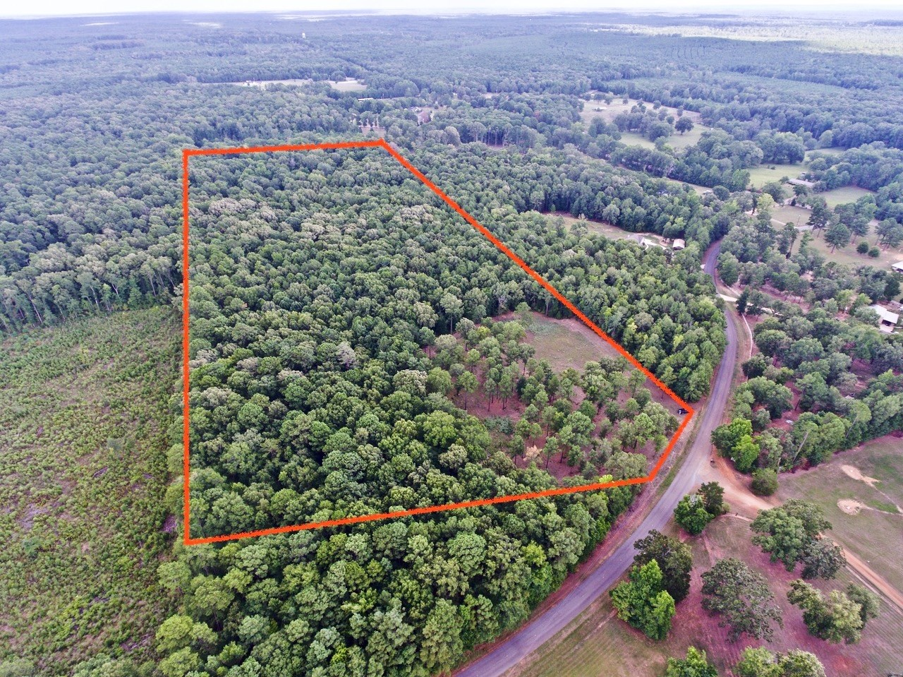 31 Acre Residential Timber Tract Benton School District LA