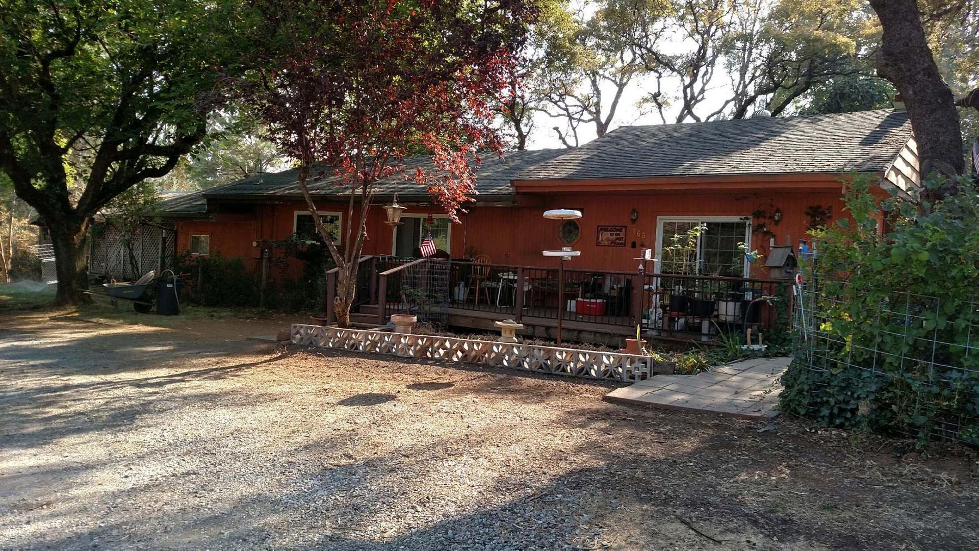 Quaint Meadow Vista Ranch Home