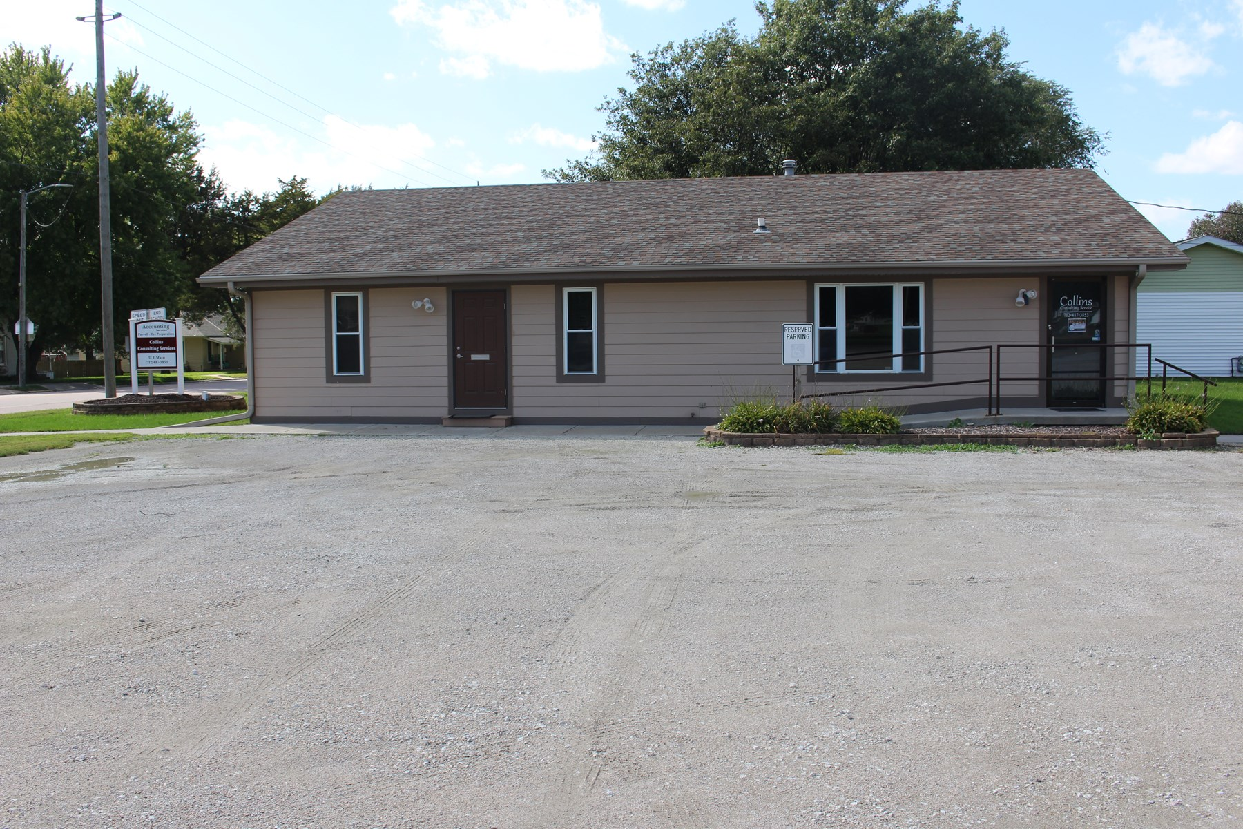 Treynor Iowa Commercial Property For Sale Pottawattamie Co