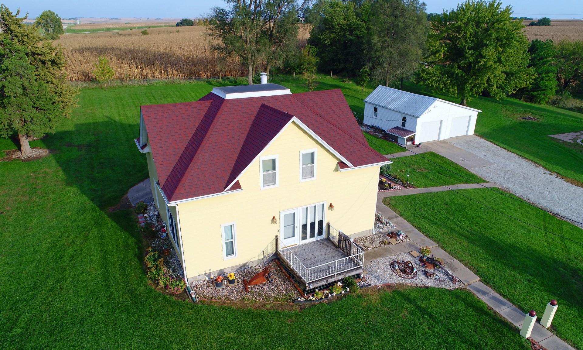 Acreage For Sale Southwest Iowa Treynor District near CB