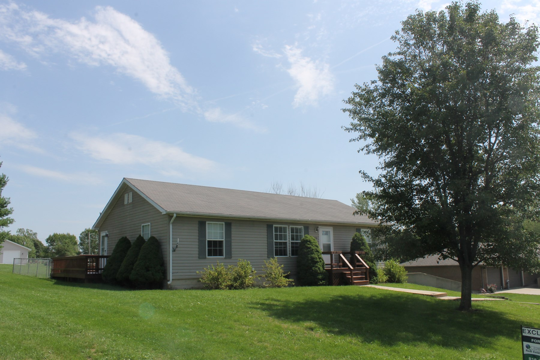 BETHANY MO HOME FOR SALE