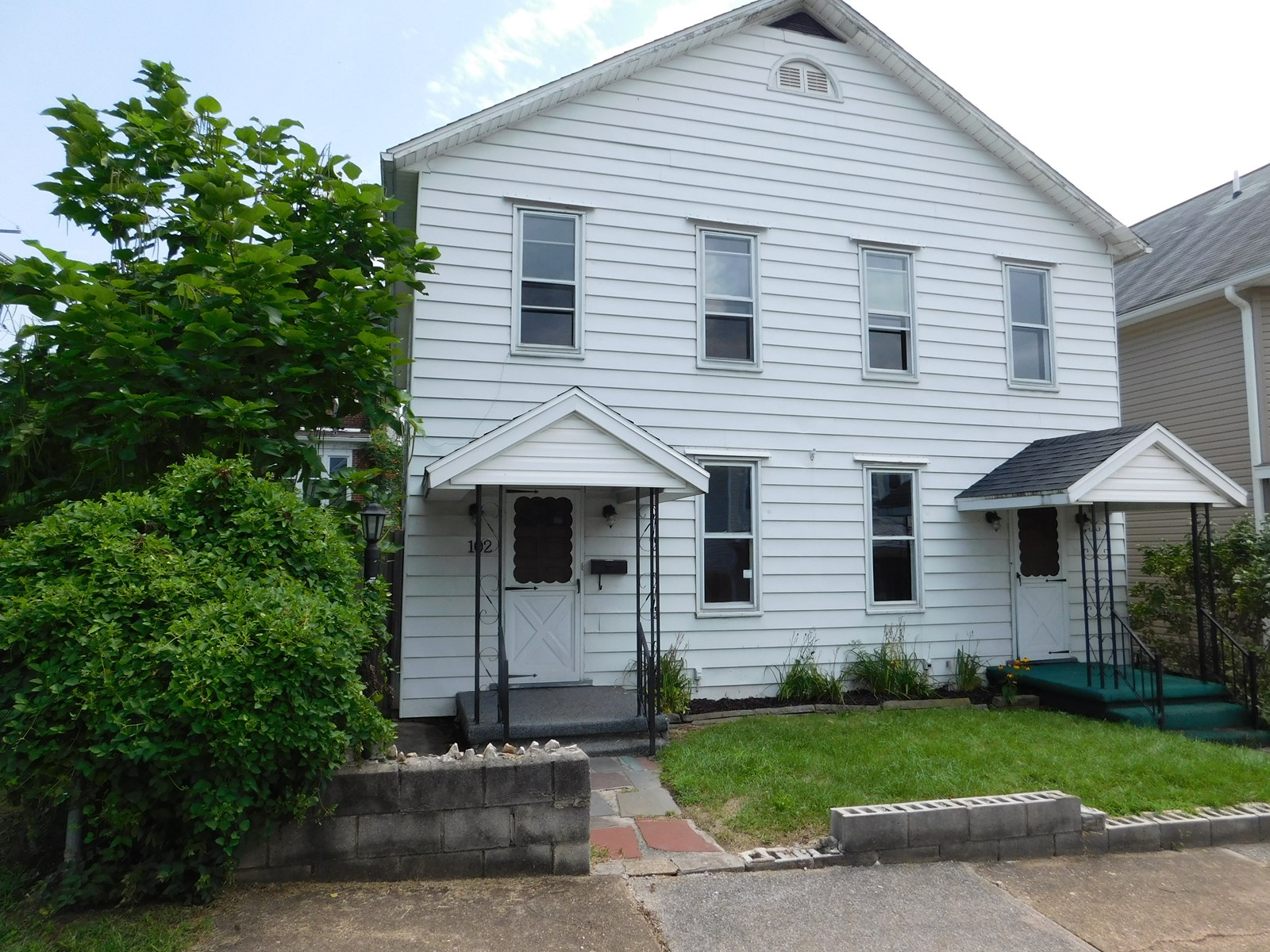 Large Single Family Home, Cumberland MD