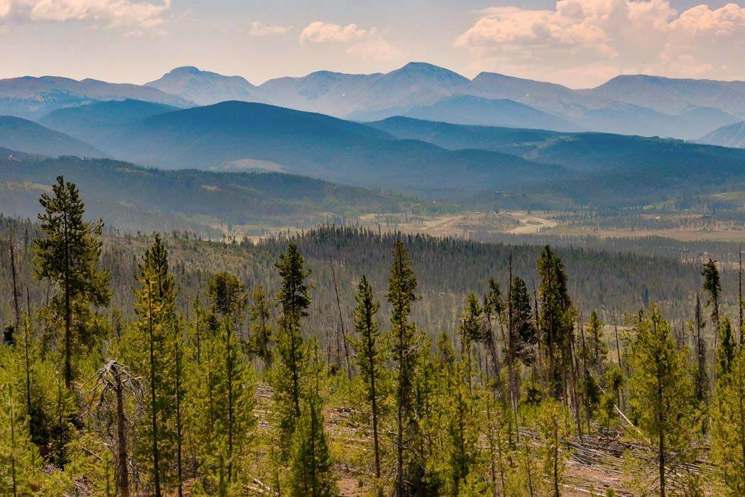 Land and Water Rights Auction in Winter Park  CO