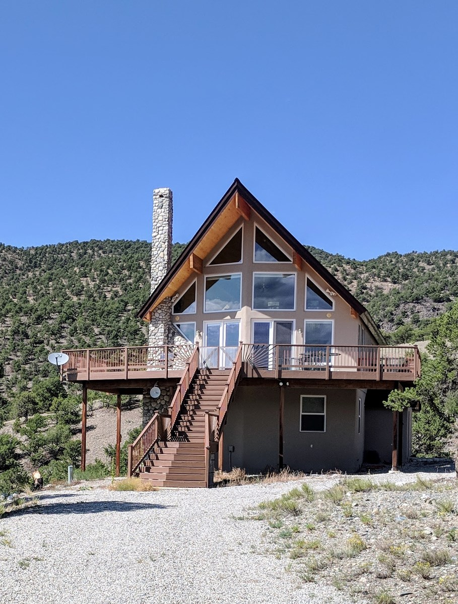 For Sale Home & Garage/Shop - 32.33 Acres - Salida Colorado