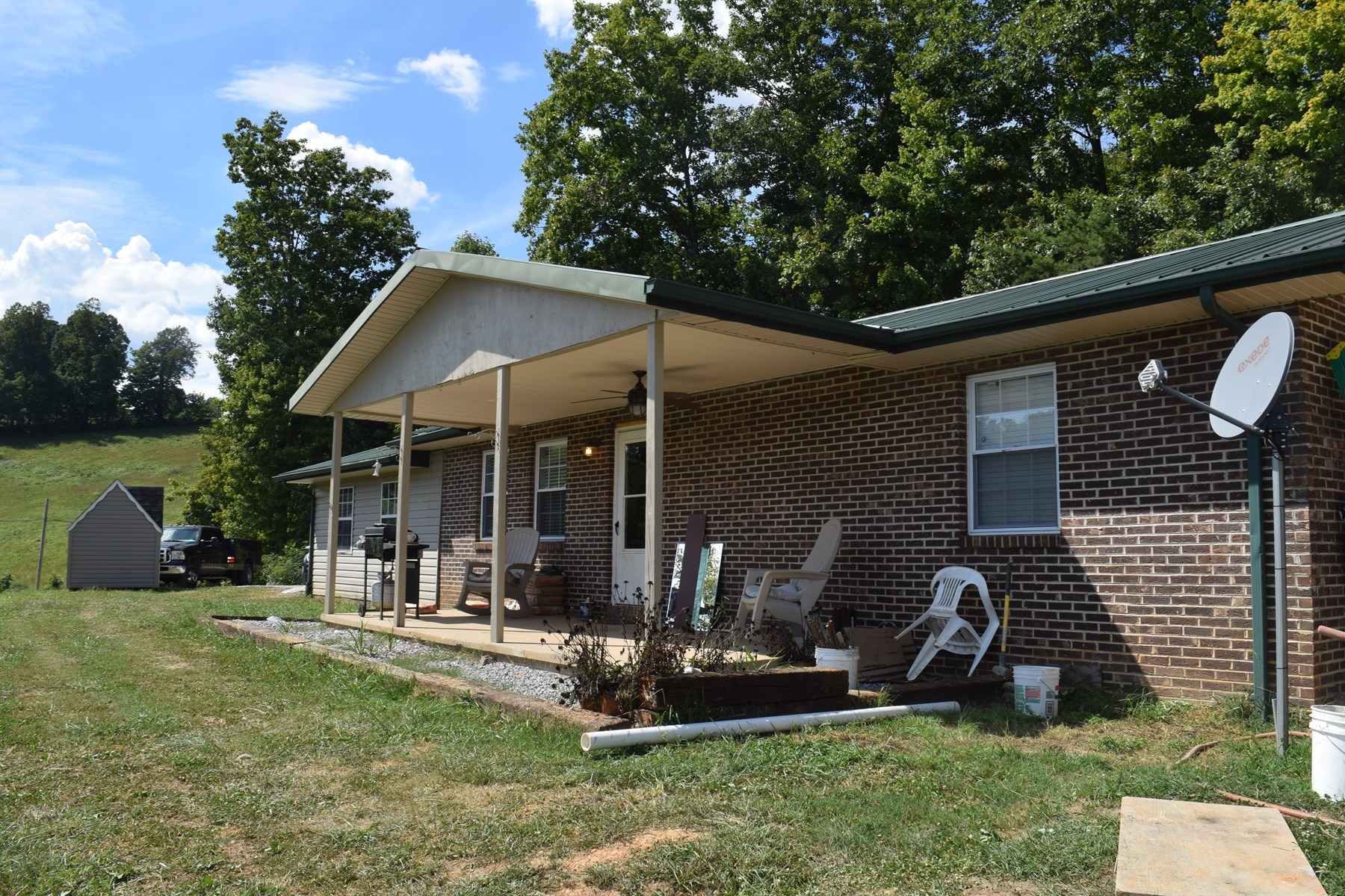 East Tennessee Country Home For Sale | Tazewell Tennessee