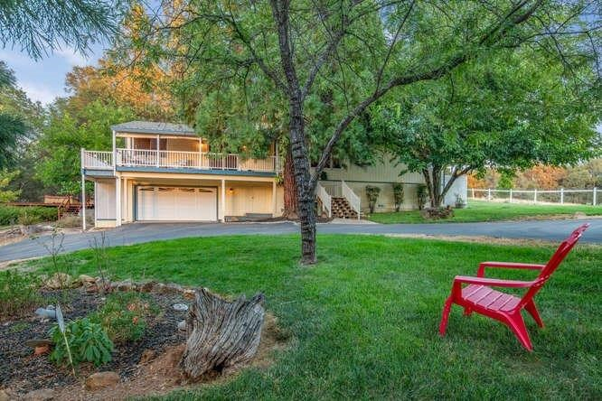 Horse Facility with Country Home in Grass Valley California