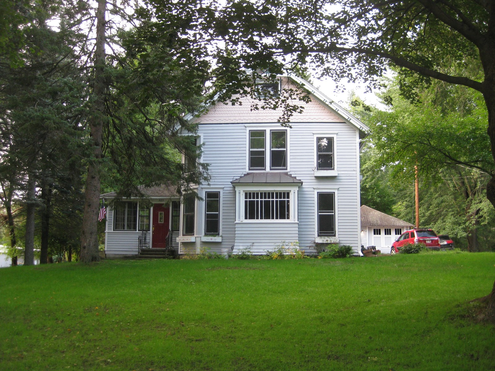 Historic Home for Sale in the City of Waupaca