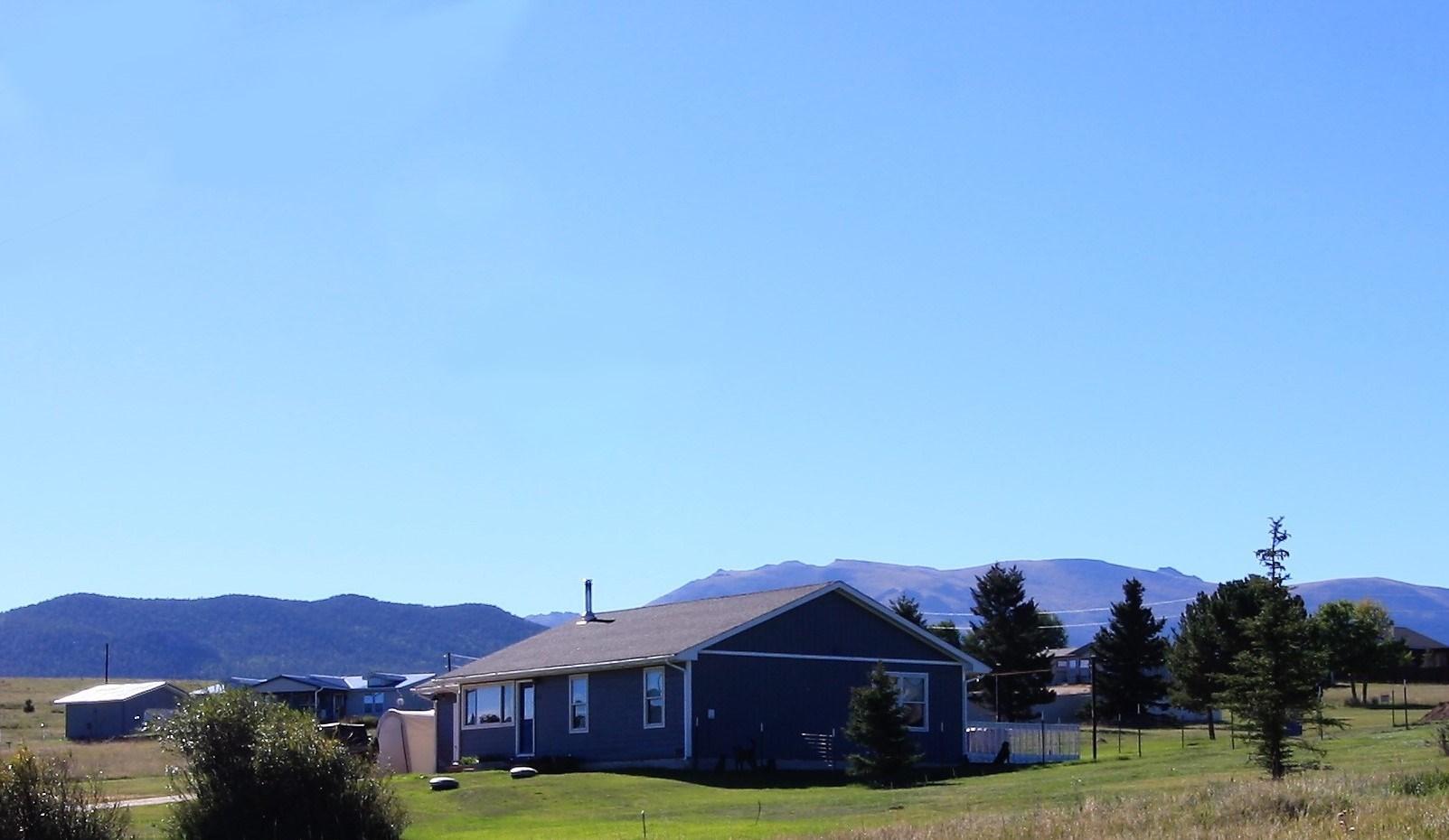Colorado Mountain Home with Amazing Pikes Peak Views