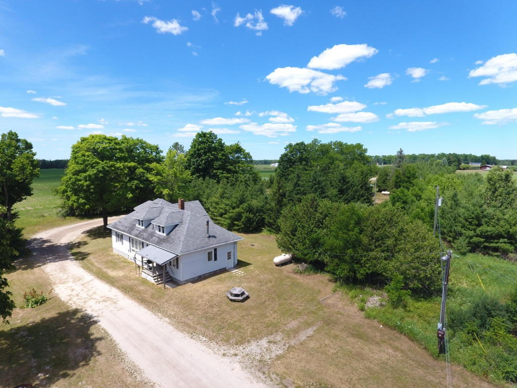 Farm For Sale in Northern Michigan Hunting Property 160 Acre