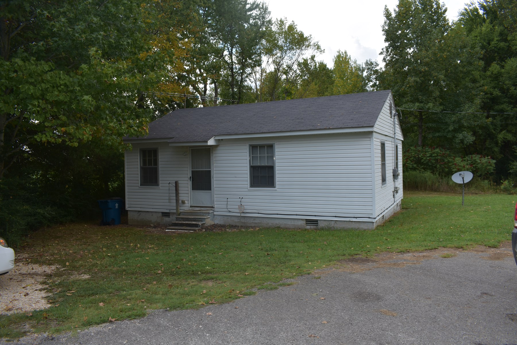 Investment Property in Milan, TN