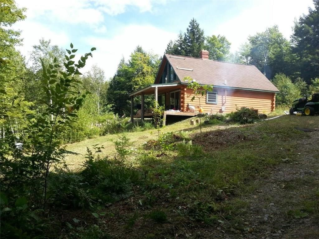 Log Cabin for Sale in Island Falls Maine