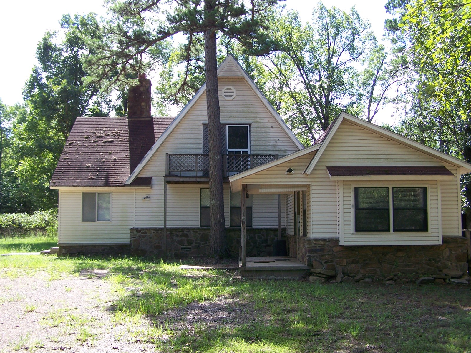Country Home w/Acreage Near Leslie Arkansas For Sale