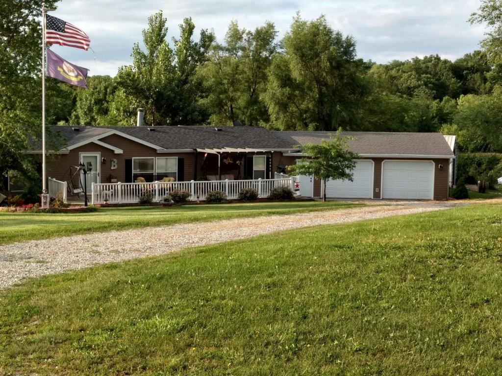3 BEDROOM, 2 BATHROOM HOME ON 7 ACRES OF LAND