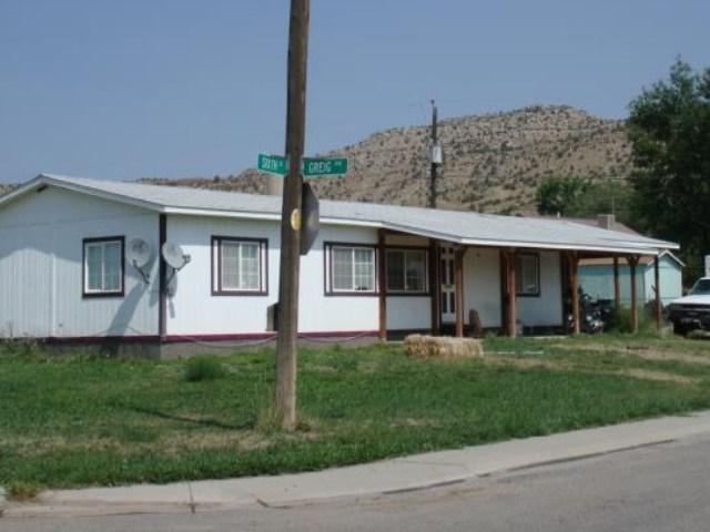 Colorado Home in Debeque for sale