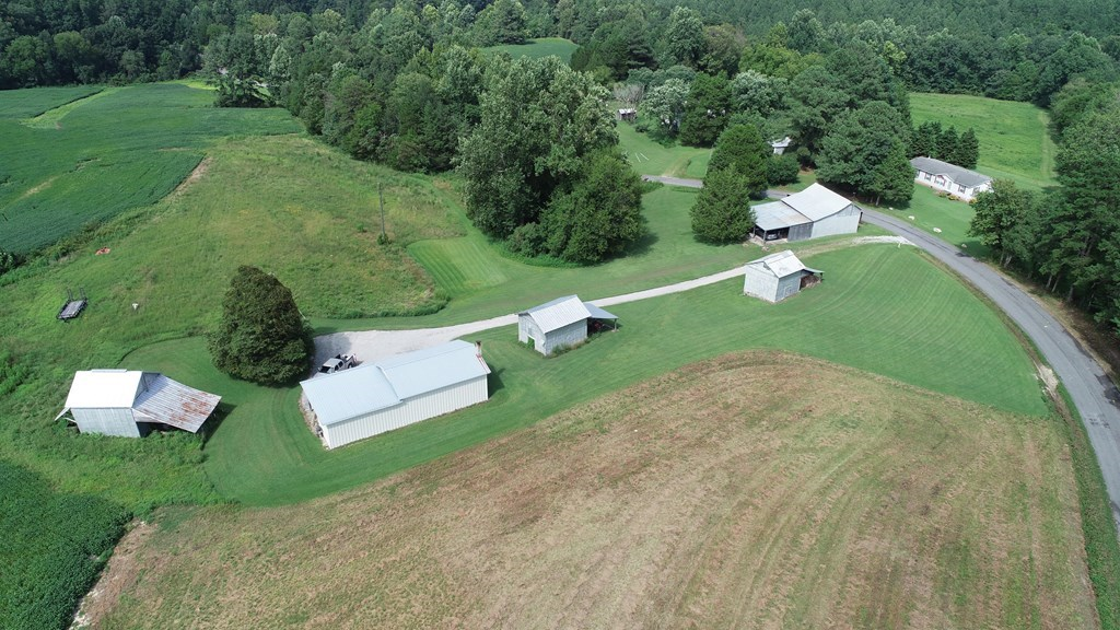Farms on Crooked Creek! Lunenburg County VA 75AC in 3 Tracts