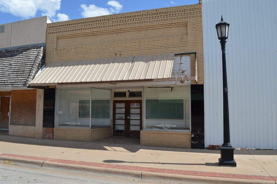 Building For Sale Burkburnett Texas Wichita County