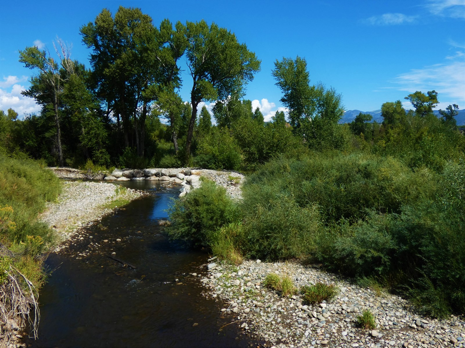 River Front Property Near Salida, CO-1110 Pinon Drive