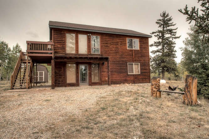 Acreage Mountain Recreational Home for sale Como, CO 80432