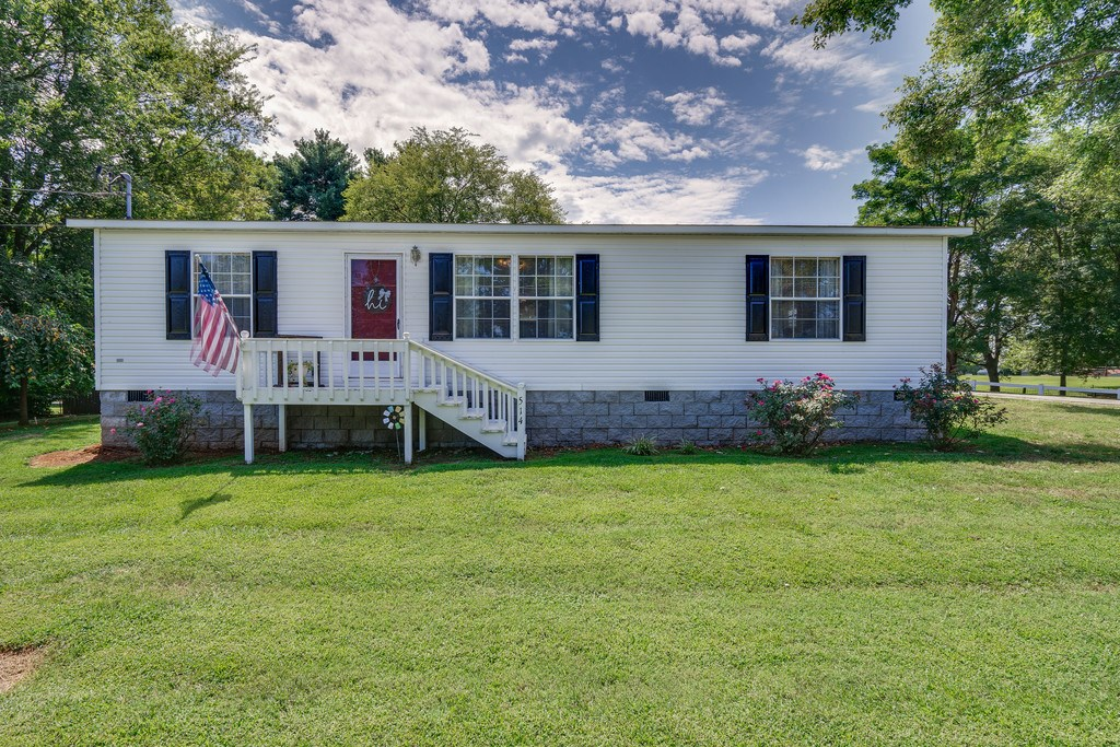 Mount Pleasant, Tennessee Maury County MFD Home For Sale